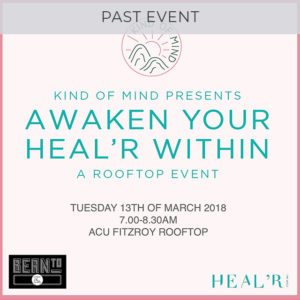 Awaken Your Heal'r Within